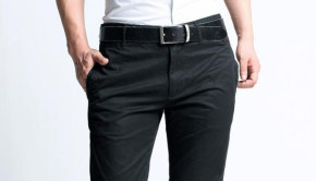 Выбираем мужской ремень для джинсов