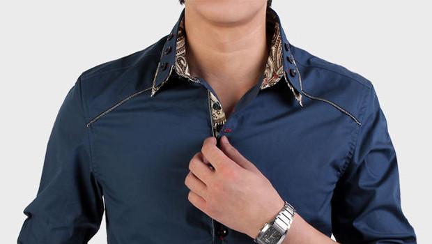 1e166582c3c15a2 Гид по стилю: мужские рубашки с двойным воротником