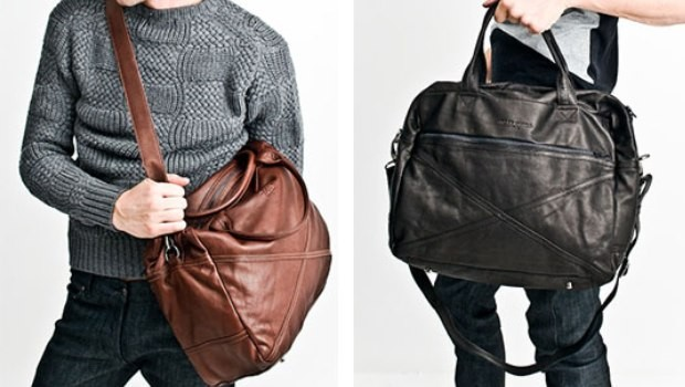 0c0ad0996d4d Кожаные мужские сумки через плечо - это удобно и практично